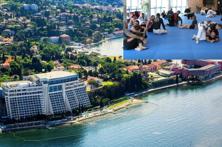BJJ End of Summer Training Camp August 29 – September 1, 2019 Portorož/ Slovenia
