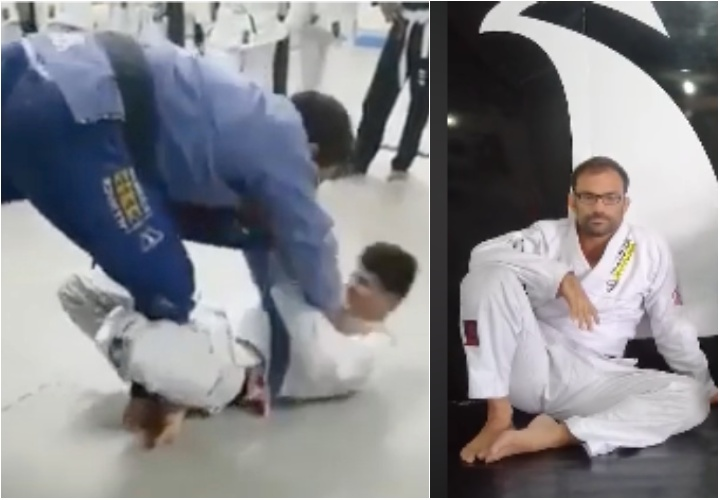 BJJ Instructor Responds To Student Abuse Drama: 'I Slapped Him But Not To Damage Him. We Are Friends'