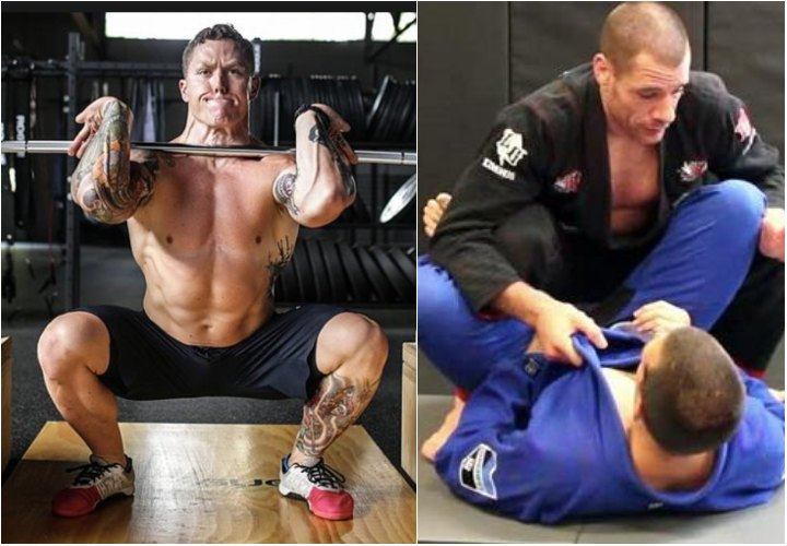 How To Modify The 5×5 Strength Training Program For Grapplers