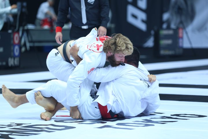 Abu Dhabi Grand Slam Tokyo: lineup of international stars climb to the top of the black belt division in Japan