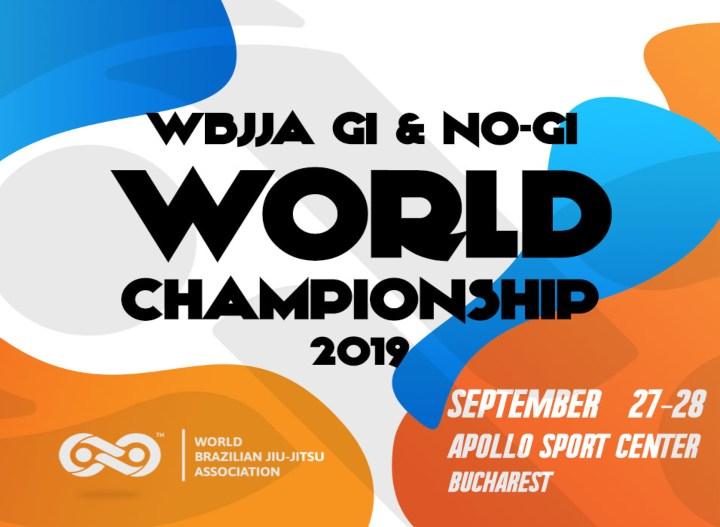 First Ever WBJJA World  Gi & No Gi BJJ Championship To Be Held In Bucharest, Romania