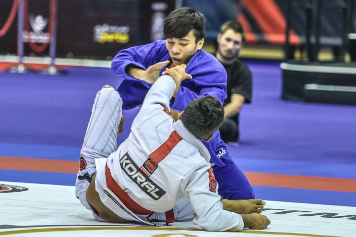 Abu Dhabi King of Mats travels to Tokyo for a full day of battles featuring eight of the best lightweight competitors in the world