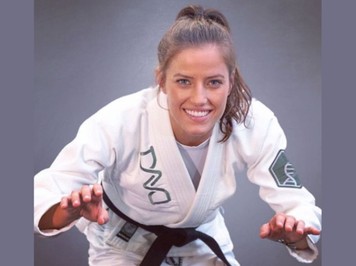 The Smile Of Jiu-Jitsu: Ana Carolina Schmitt, 2019 BJJ World Champion