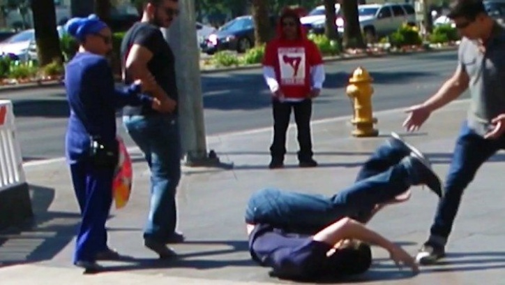 What Should a BJJ Practitioner Do in a Street Altercation?
