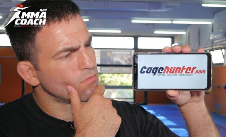 Is The Cage Hunter App the Uber of MMA Matchmaking?