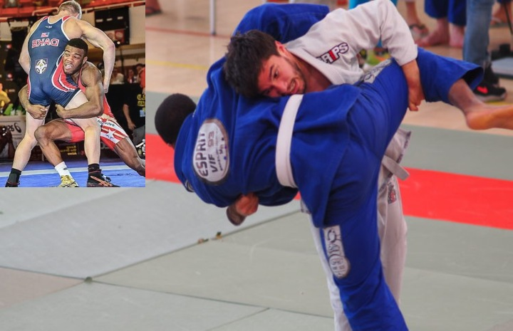 BJJ Champion Tip: Overcome Competition Nerves by Pretending You are Someone Else