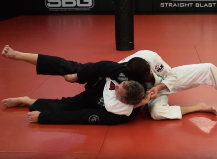Surviving The Arm Triangle with SBG's Matt Thornton