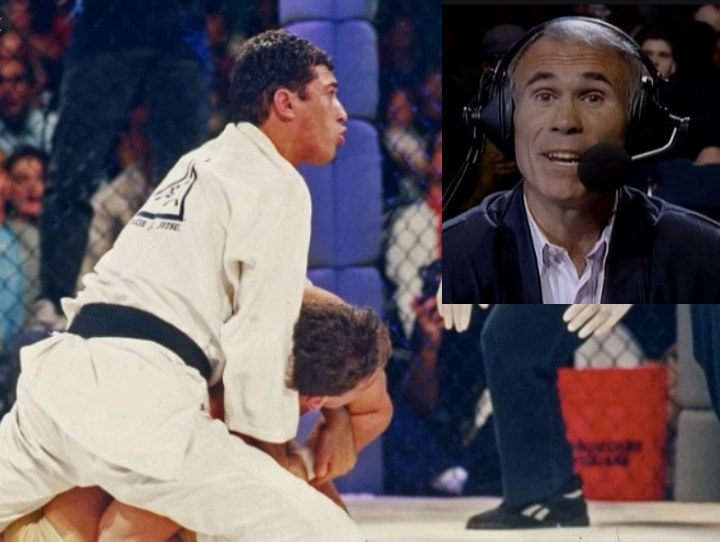 UFC 1 Commentator Bill Wallace Uncovers Gracie Family's Dirty Tactics During First Events