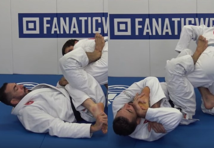 Toeholds: Jiu Jitsu's Forgotten (And Extremely Useful) Submission