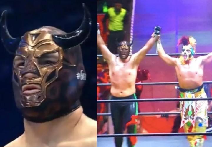 Cain Velasquez Impresses in Pro Wrestling Debut at Triplemania XXVII