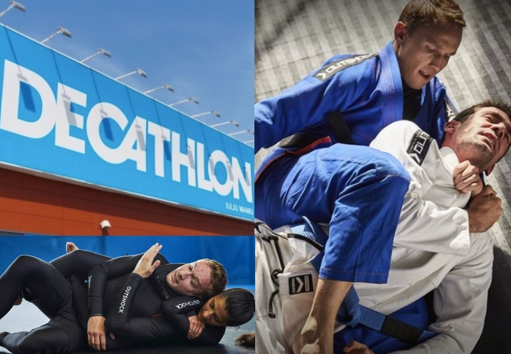 Decathlon: World's Largest Sport Retailer Launches BJJ Products