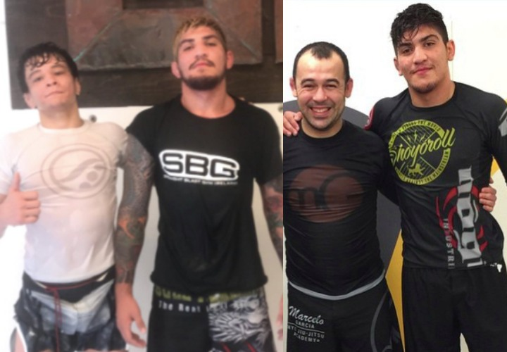 Dillon Danis Compares The Training at Unity & Marcelo Garcia Academy