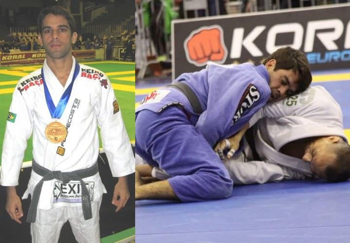 Felipe Costa Never Won A Gold Medal at Lower Belts & Then Became BJJ World Champion at Black Belt