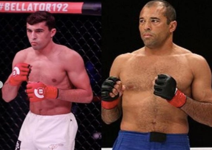 Royce Gracie's Son Khonry Wins Second Pro MMA Bout By Armbar