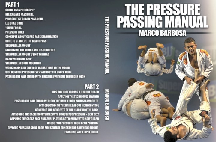 Instructional Review: Marco Barbosa's The Pressure Passing Manual