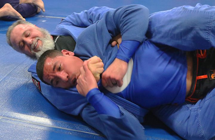 It's Your Obligation to Smash Lower Belts in Jiu-Jitsu