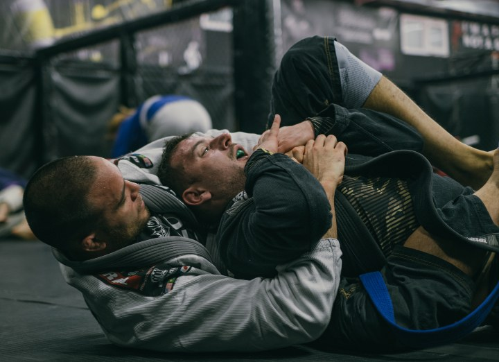 If You're Breathing Through Your Mouth During A Roll You're Using Too Much Strength