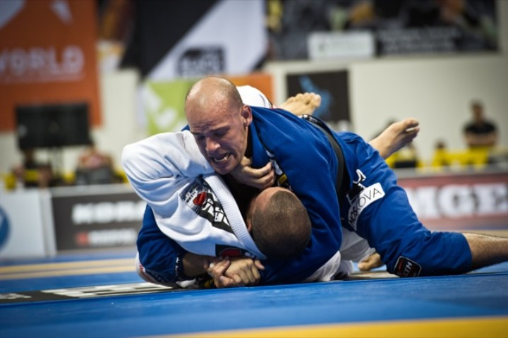 Get Out Of The Dreaded 'Superhold' with a Simple Tip From Xande Ribeiro