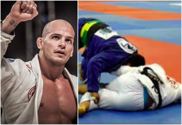 Xande Ribeiro: 'The Next Time Someone Passes My Guard, I'll Become a Businessman'