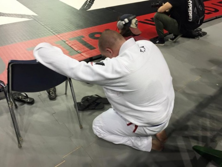 Don't Let The Risk Of Failure Stop You In Brazilian Jiu Jitsu