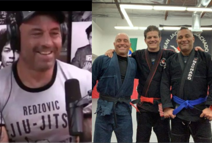 The Huge Impact Of the Joe Rogan Experience Podcast on the Rise Of BJJ