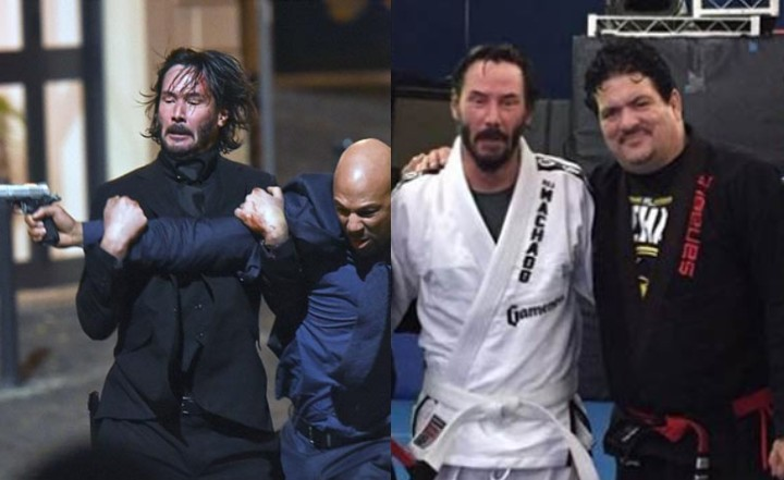 BJJ Black Belt Demonstrates How Realistic John Wick's Grappling Skills Really Are