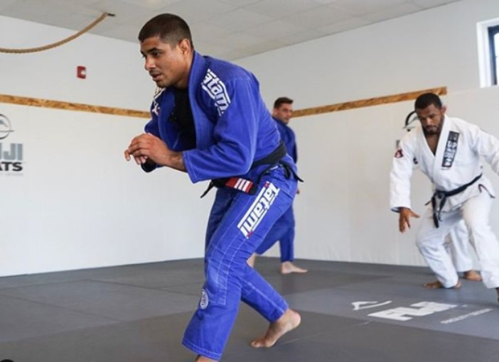 JT Torres Gives Advice On Bow & Arrow Choke & Shares a Story On Getting His Blue Belt From Royce Gracie
