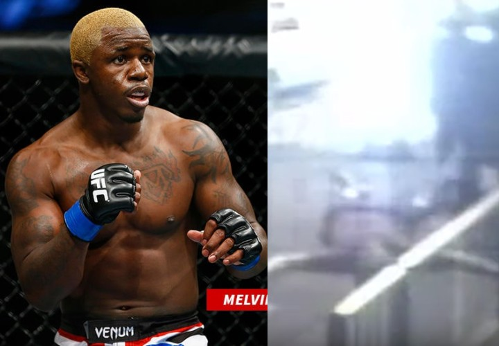Caught on Video: Melvin Guillard Lays Out a Civilian in a Bar