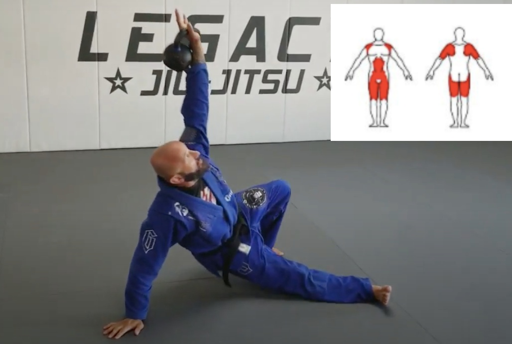 The Turkish Get Up The #1 Strength Exercise For BJJ