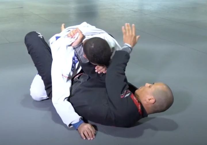 Anybody Can Do These 3 Effective Lapel Submissions From Full Guard