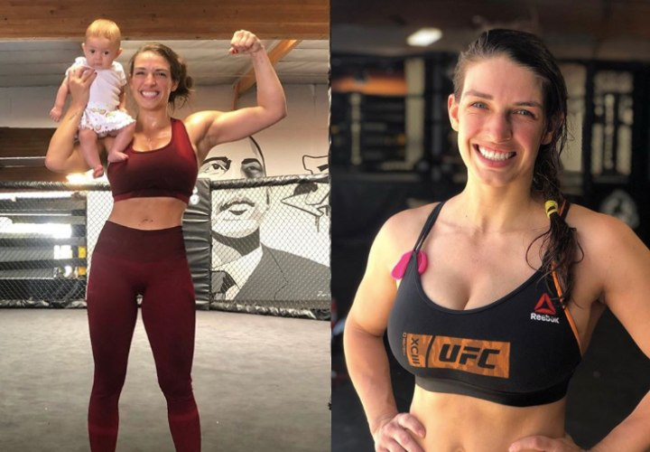 Supermom Mackenzie Dern Ready For Upcoming Bout 4 Months After Childbirth