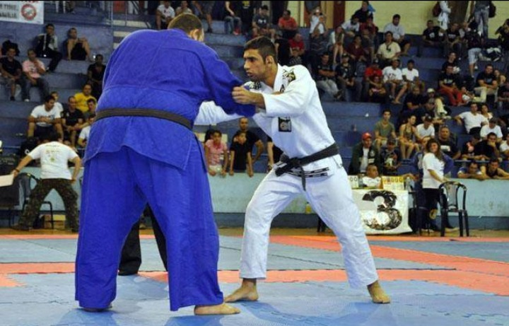 How To Take Down Big Guys Twice Your Size in BJJ
