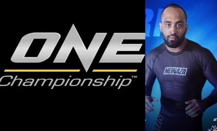 2x ADCC Champ Yuri Simoes To Make MMA Debut at ONE Championship