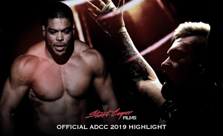 Stuart Cooper's Official ADCC 2019 Highlight Video Will Get You Pumped