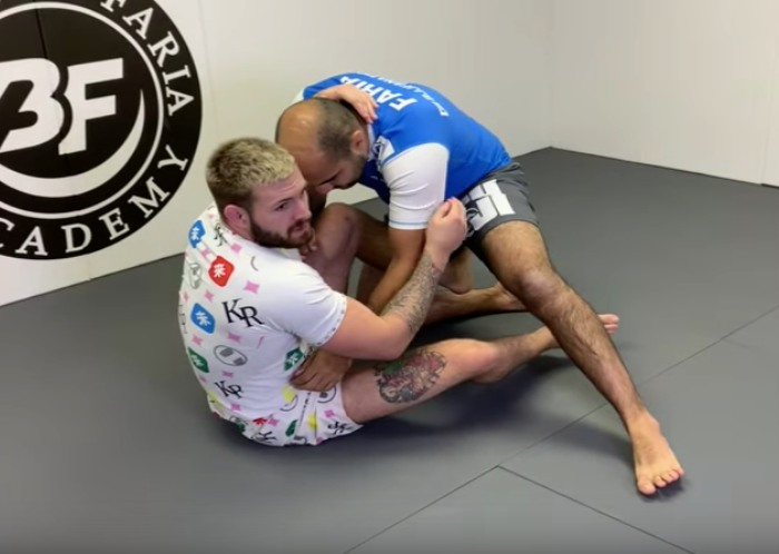 Gordon Ryan Shares His Open Guard System That He Used To Win ADCC Double Gold
