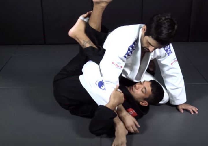 These 5 Essential Half Guard Sweeps Should Be a Part of Your Game