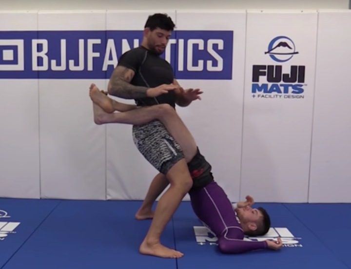 Opening The Closed Guard In No Gi Isn't Easy, But This One Option Works Every Time