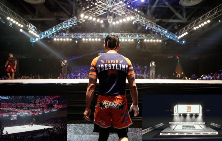 Last Weekend's Quintet 4 Was a Warm Up for an Event featuring UFC x PRIDE x Strikeforce x WEC