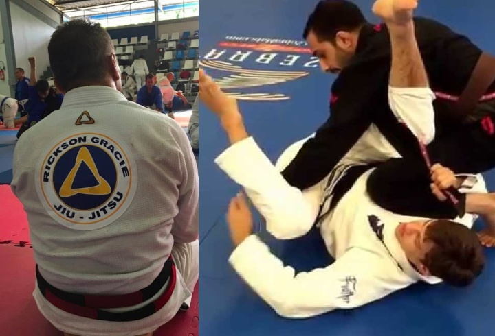 Rickson Gracie: Modern BJJ Black Belts Remind Me of Karate Practitioners Clueless of Jiu-Jitsu