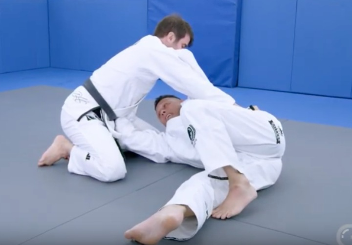 Renzo Gracie Teaches Great Details To The Side Control Escape