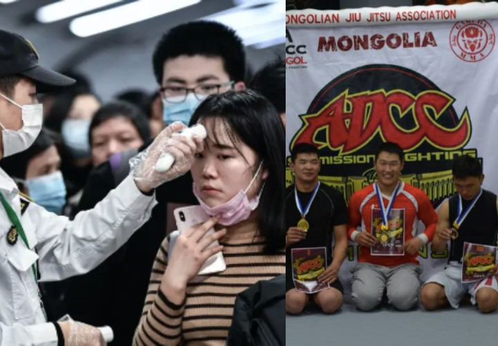 Coronavirus Outbreak: ADCC Mongolia Cancelled As Death Toll Exceeds 100