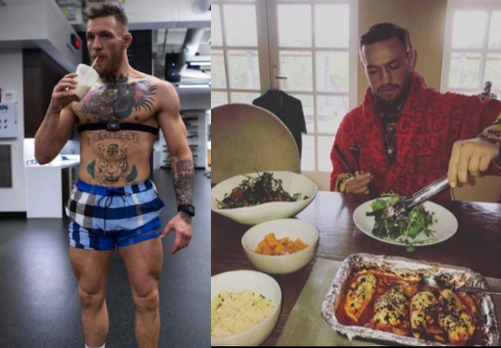 Here's How Conor McGregor's Day Of Eating Looks Like