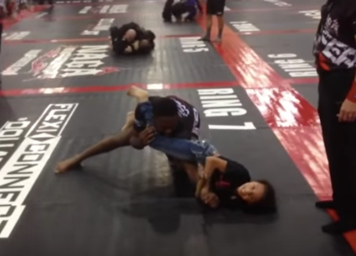Jackson-Wink Release Footage Of Jon Jones Going 2-1 in NAGA Grappling Tournament