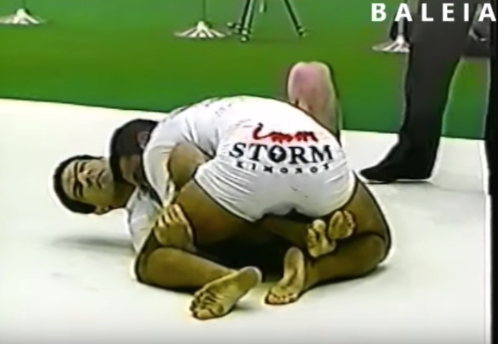 Flashback: When Renzo Gracie Faced Jean Jacques Machado in The Final of ADCC 2000