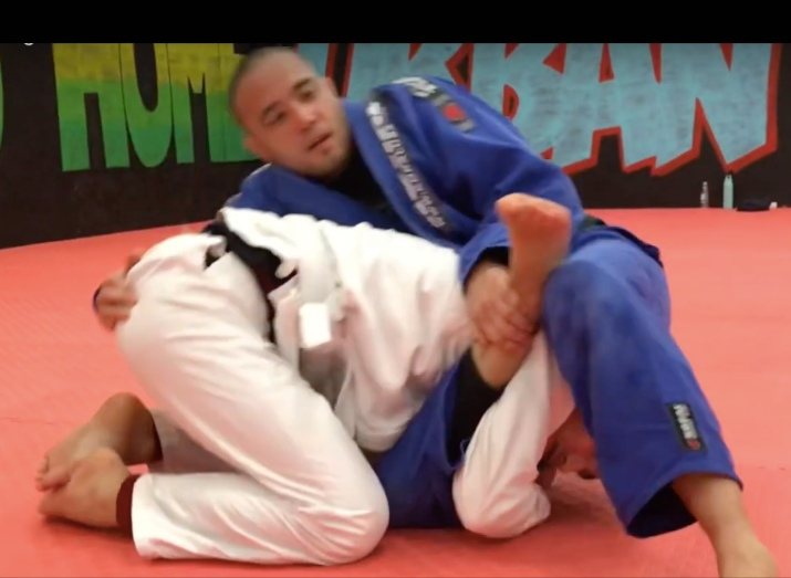Two Of The Most Effective Surprise Reverse Triangle Choke Set Ups
