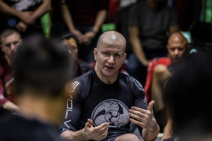 John Danaher Goes Deep Into The Value of Training with Lower Belts