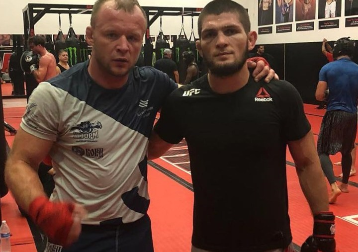 Training Partner On What It's Like To Spar And Grapple With Khabib Nurmagomedov