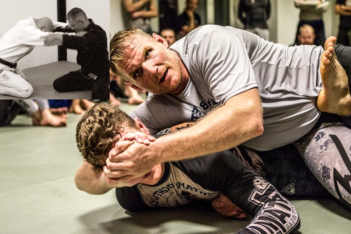 Josh Barnett: 'Starting Your Rolls On The Knees isn't Realistic & is a Waste Of Time'