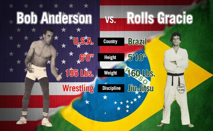 The Incredible Story Of The American Wrestler Who Trained Rolls Gracie