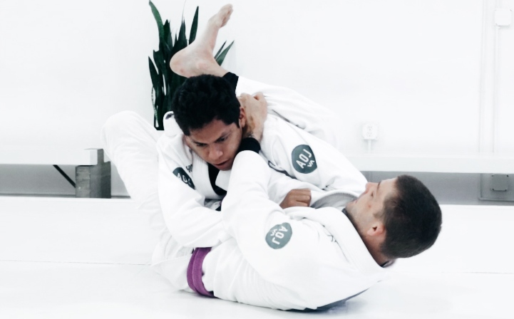 These Are the Highest Percentage Choke Set Ups From Closed Guard